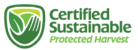 Certified Sustainable Protected Harvest
